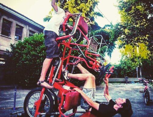 Tra il dire e il pedalare c'è di mezzo la ciclofficina popolare
